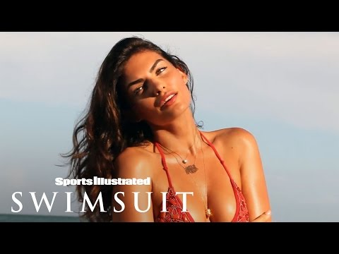 Alyssa Miller Takes A Dip For Her Jaw-Dropping Maui Shoot | Uncovered | Sports Illustrated Swimsuit