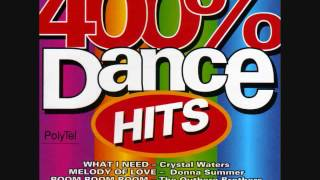 400% Dance Hits - Various Artists