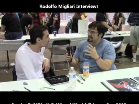Rodolfo Migliari Interview!