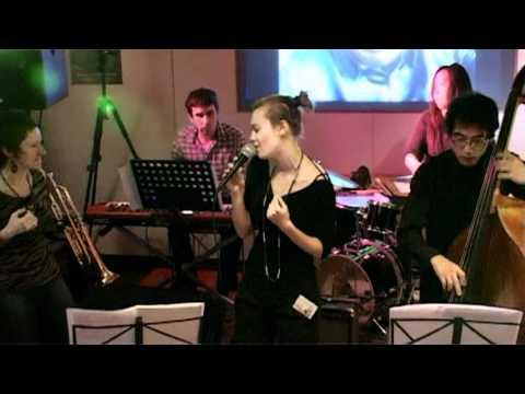 MAGDALENA GOŁĘBIOWSKA @ TIMELINE JAZZ PROJECT- Live @ Amsterdam 2010