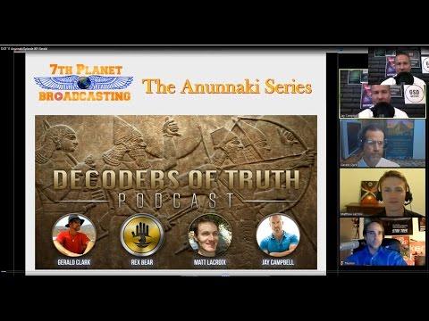 DOT:  Who are the Anunnaki?
