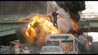 Marvel's The Avengers Super Bowl XLVI Commercial Full HD