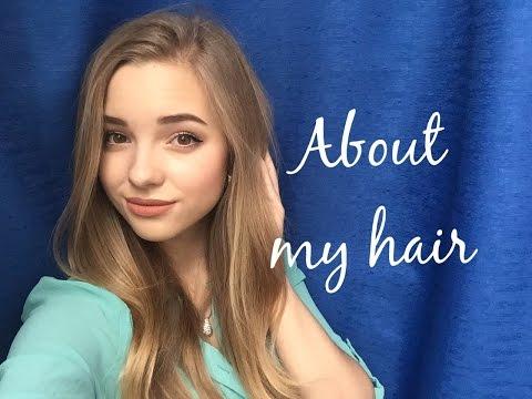 История моих волос. Окрашивание хной, осветление...