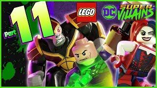 LEGO DC Super Villains Walkthrough Part 11 Sea King Trouble (co-op)