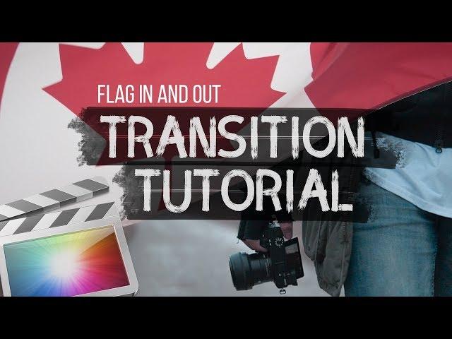 Final Cut Pro X Transitions