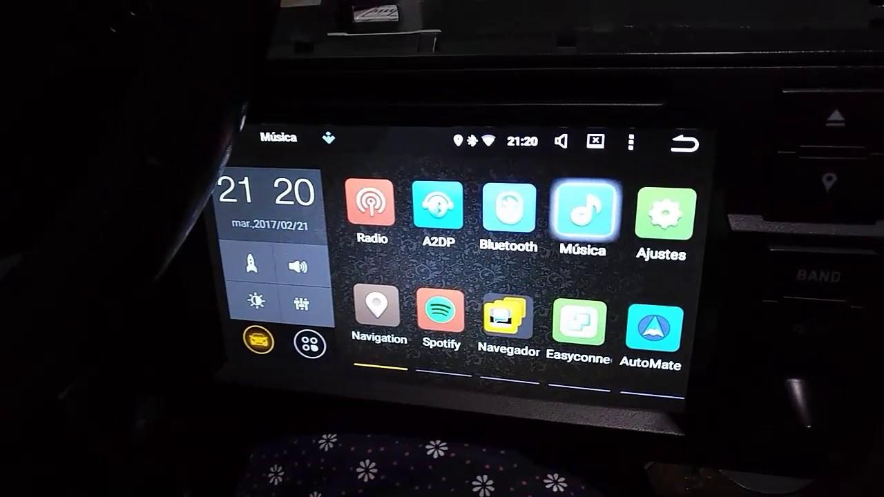 Problema Pantalla Android Bmw E46 1 1