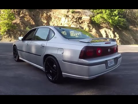 Modified 2002 Chevrolet Impala - One Take