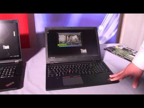 ThinkPad P50 and P70