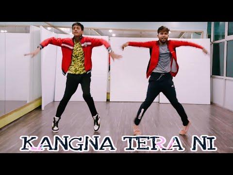 KANGNA TERA NI - Dr Zeus | Kushagrah Jain & Bharat Kumar| HipHop Foundation | Dance Cover
