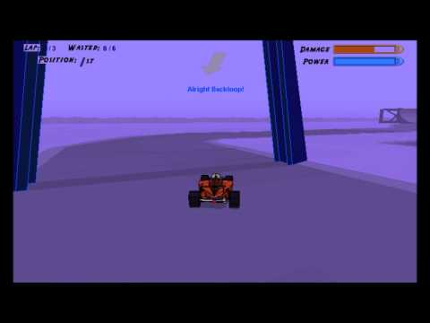 Need for Madness 2 - Formula 7 Solo Run Stage 10