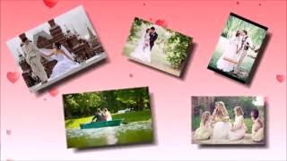 Видео альбом свадьбы!!!