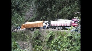 MOST DANGEROUS AND DEADLIEST ROADS IN INDIA   YOU WILL NOT BELIEVE THIS BUT THEY ARE