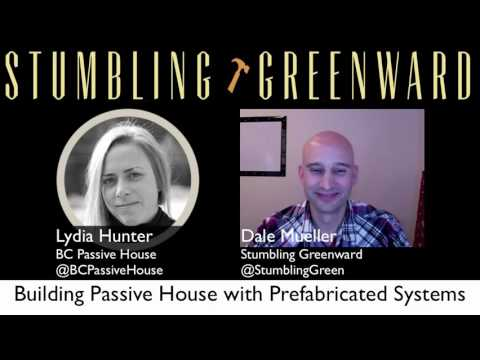 SGE04 Passive House Pre Fabricated Construction with Lydia Hunter
