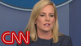 DHS Secretary Nielsen denies separation amounts to 'child abuse'