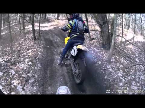 Newtonville 2016 Dirt Biking