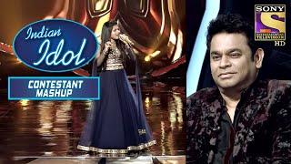 A R Rahman ने किया Arunita को उनकी Voice के लिए Praise Indian Idol Contestant Mashup MP3