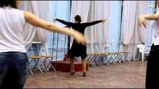 Сальса уроки от video-uroki.info - Часть 1