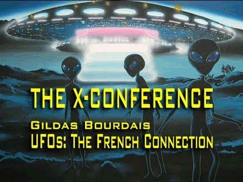 UFOs - The French Connection - Gildas Bourdais LIVE