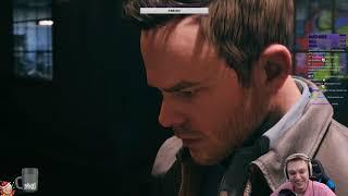 Quantum Break - Акт 2. Первая машина времени и PR кампания.