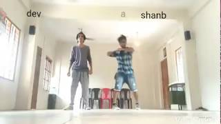 d4 dance senior vs junior new episode practice devan popz shanbith sayeed