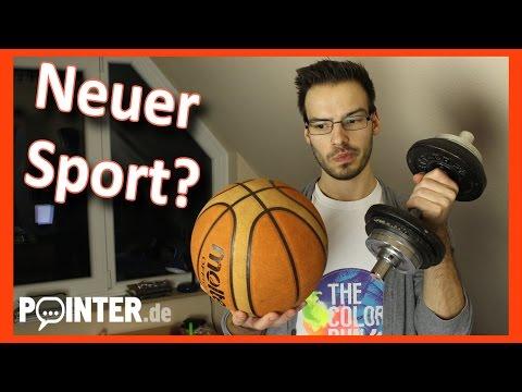 Patrick vloggt - Meine Suche nach einem neuen Sport