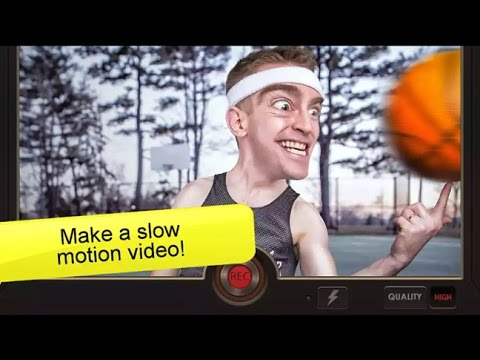 how to play youtube videos in slow motion on android