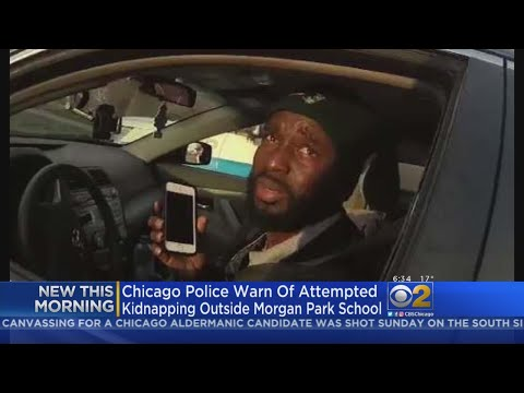 Lance Houston - Do You Recognize This Man? Chicago Police Want Your Help
