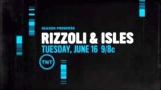 Rizzoli & Isles All new Season Six Promo    Season 6
