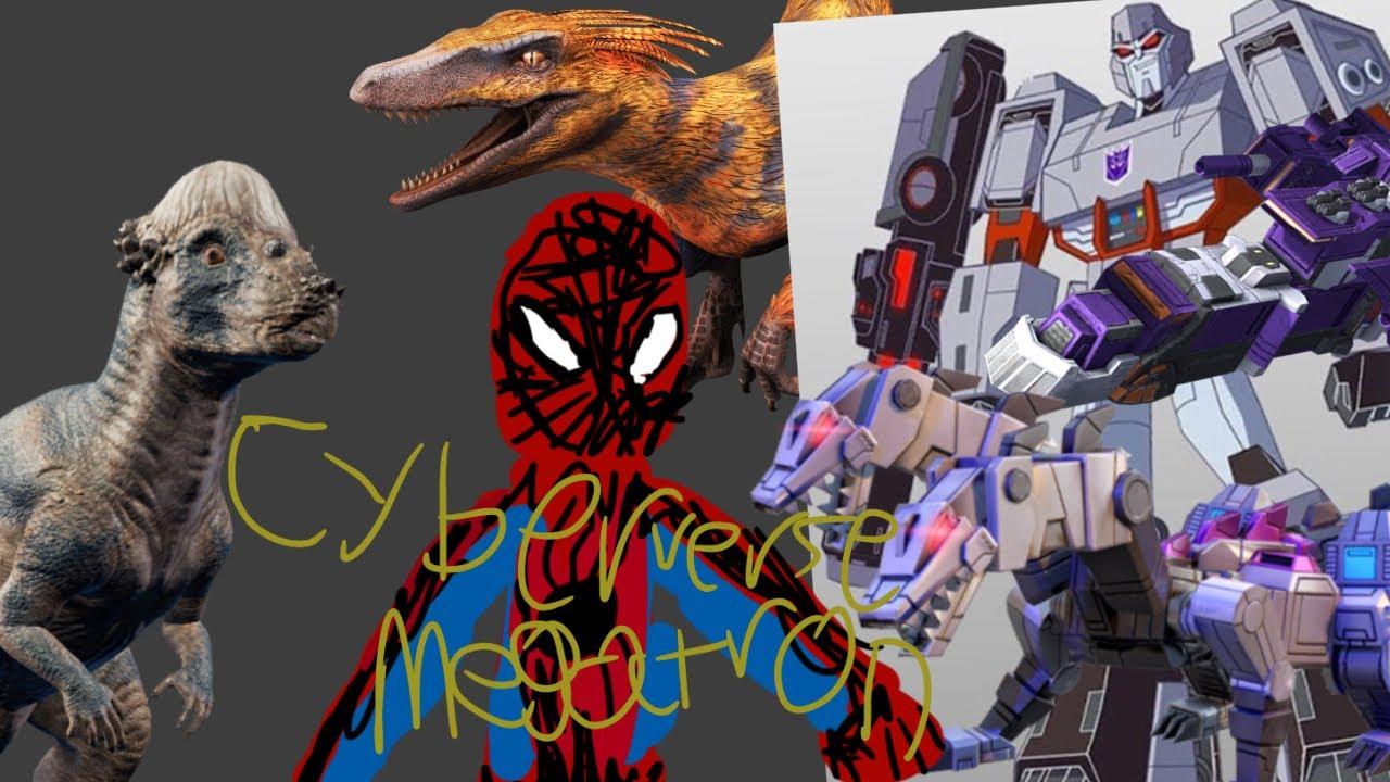 Download Spiderman Junior Primeval: Hybrids season 4 episode 4