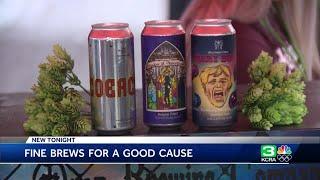 Beer festival in Sacramento raises money for Make-A-Wish