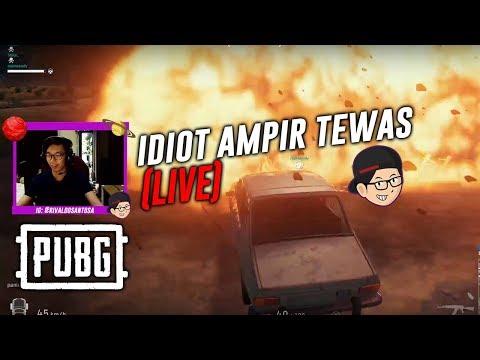 Para IDIOT Kembali ke PUBG INDONESIA (Post Live)