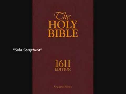 Sola Scriptura, Flame [2 Timothy 3:16-17]