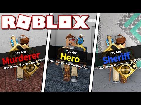 LUCKIEST ROBLOX MURDER MYSTERY 2!! *CRAZY WINS!*