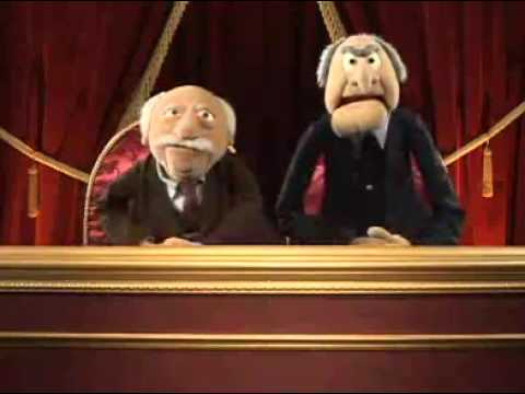 Statler waldorf from the balcony episode 1 youtube for From the balcony