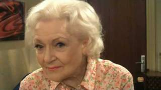 Betty White talks about her new series 'Hot in Cleveland'