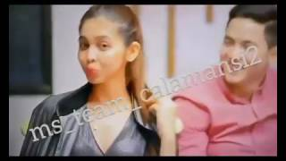 eat bulaga february 24 2017 exclusive alden and maine together with tuvieras and team iyam