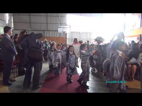 Licenciatura Kinder Manque Complejo Educacional Apumanque 2014