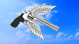 Flying Pistol - Roblox Killer Who