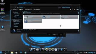 Tema Alienware para Windows 7/8/8.1 [MEGA][2015]
