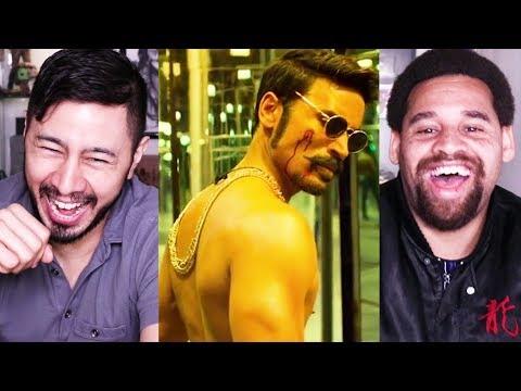MAARI 2 | Dhanush | Balaji Mohan | Trailer Reaction!