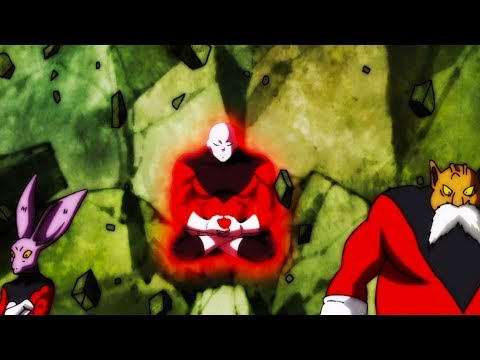 A Power That Transcends Time, Jiren's Energy Wall