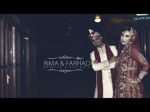 Rima & Farhad wedding trailer - Kabhi Jo Baadal Barse - Jackpot