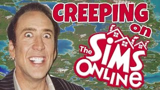 THE SIMS ONLINE - CREEPING on People - #1 (FreeSO Build 255)(, 2016-03-21T22:59:09.000Z)