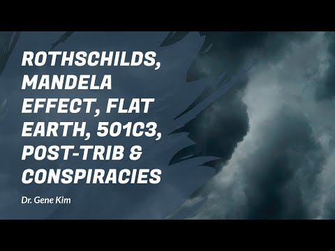 End Times & Demons 7: Rothschilds, Mandela Effect, Flat Earth, 501c3, Post-Trib & Conspiracies thumbnail