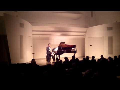 国分隼人 作曲 三大天使 (初演)(Piano , Clarinet & soprano)
