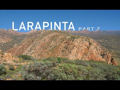 Larapinta Trail sections 4 to 6