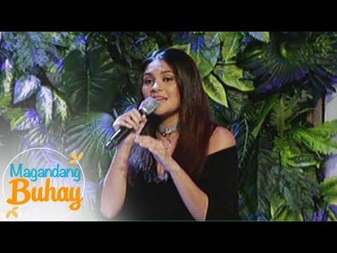 Magandang Buhay: Kiana sings