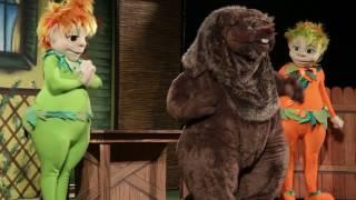 Гимнастика - Песен от театралния спектакъл: БЛАГУНИТЕ на живо -