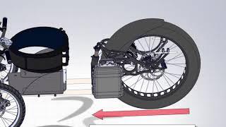 Maintenance - Compacting Bike For Travel