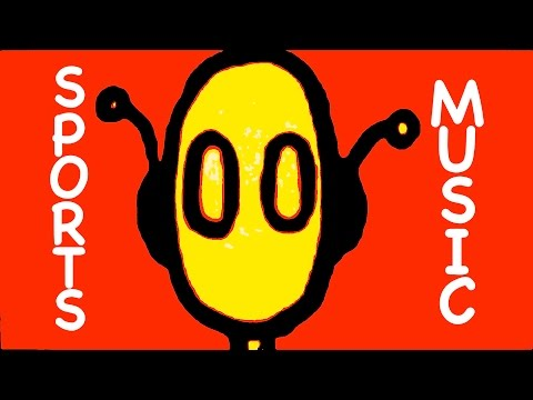 Sport music background █ Sports music instrumental / workout motivation drill sport musik kids